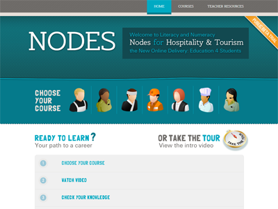 NODES for Hospitality and Tourism